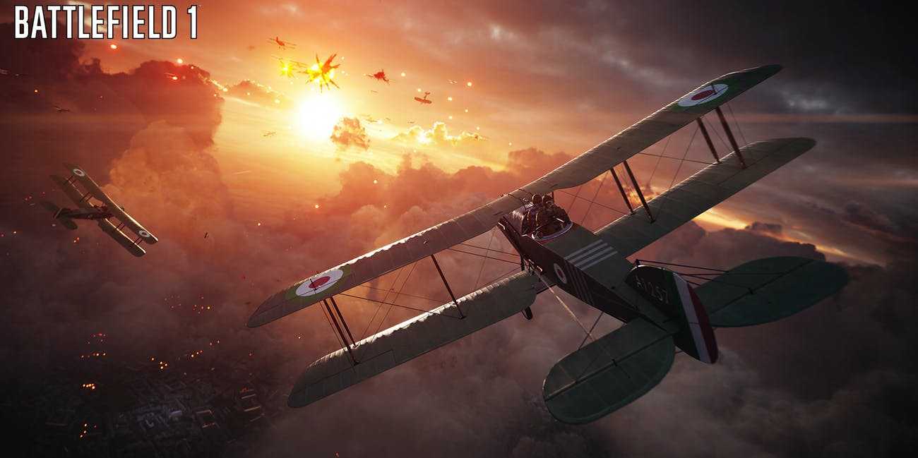 11 Tips for Flying Planes in 'Battlefield 1' | Inverse