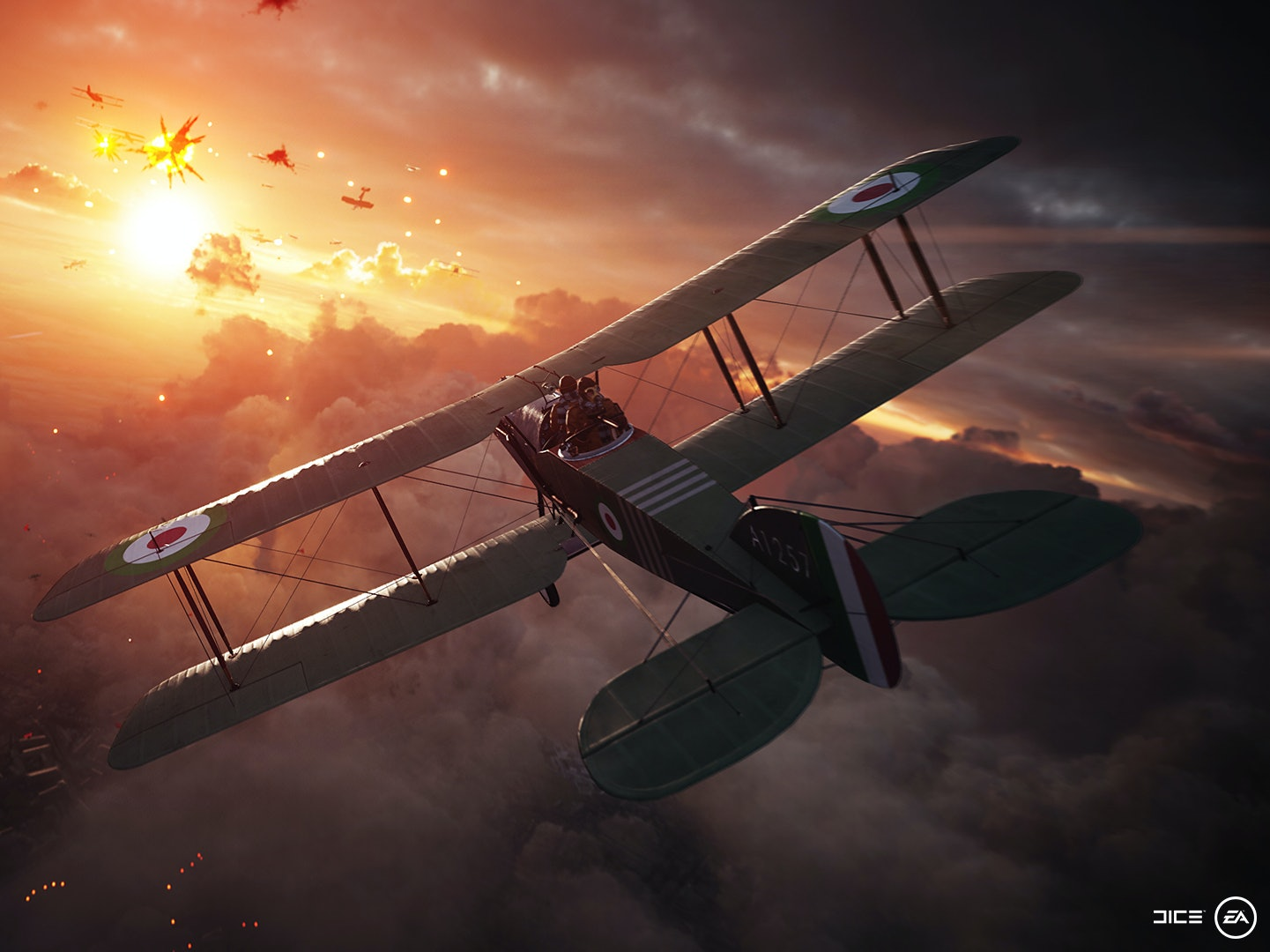How to Dominate the Skies in 'Battlefield 1'