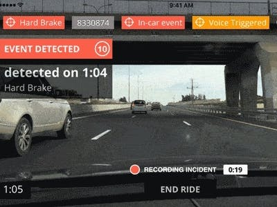 Nexar Dashcam App Brings Autonomous Intelligence to Manual Driving