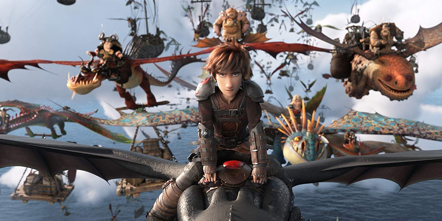 'How to Train Your Dragon 3' Review: At Least It's Fun to Look At