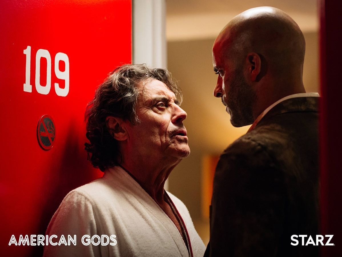 4 Ways the American Gods Show Will Diverge From the Book