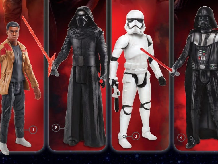 Buying and Selling the Most Valuable 'Star Wars' Toys on eBay