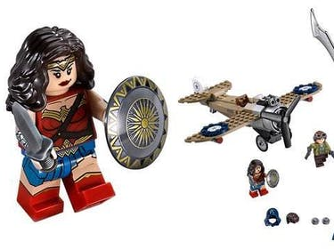 Lego Set Spoils Big Bad From 'Wonder Woman'