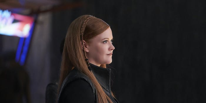 Mary Wiseman as Tilly in 'Star Trek: Discovery'