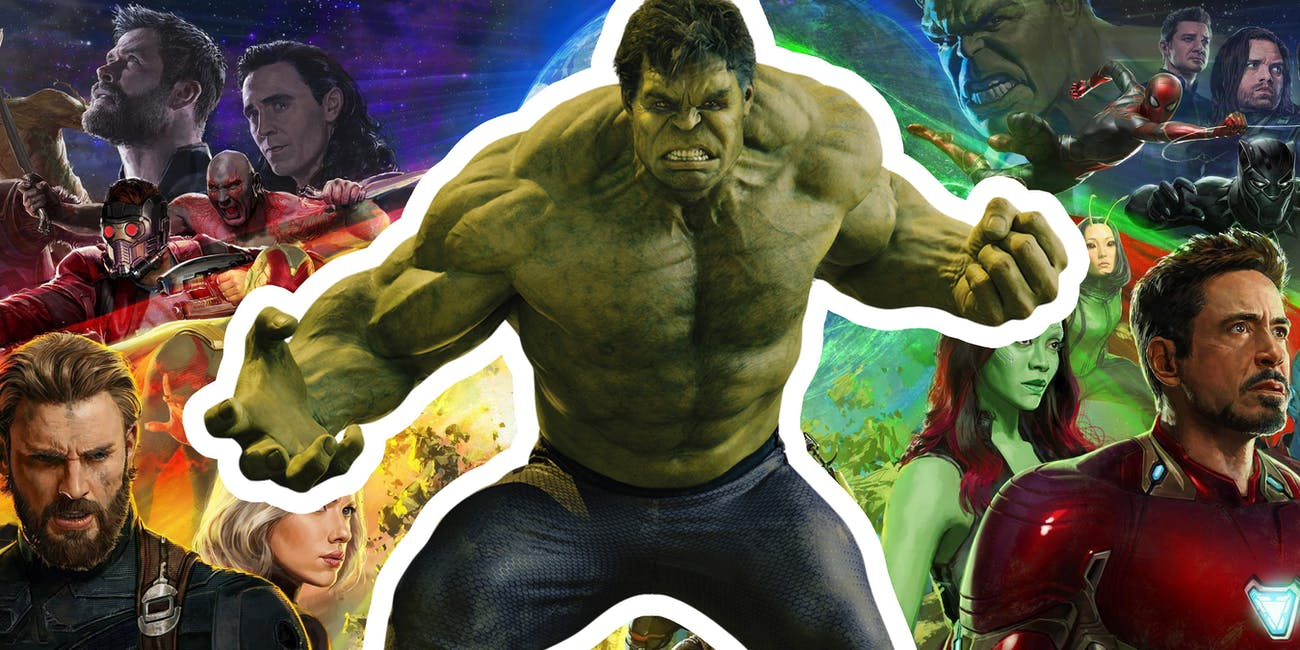 infinity war' will see a friendship between the hulk and rocket