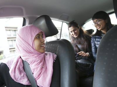 Women's Ridesharing Apps Are Popping Up Everywhere