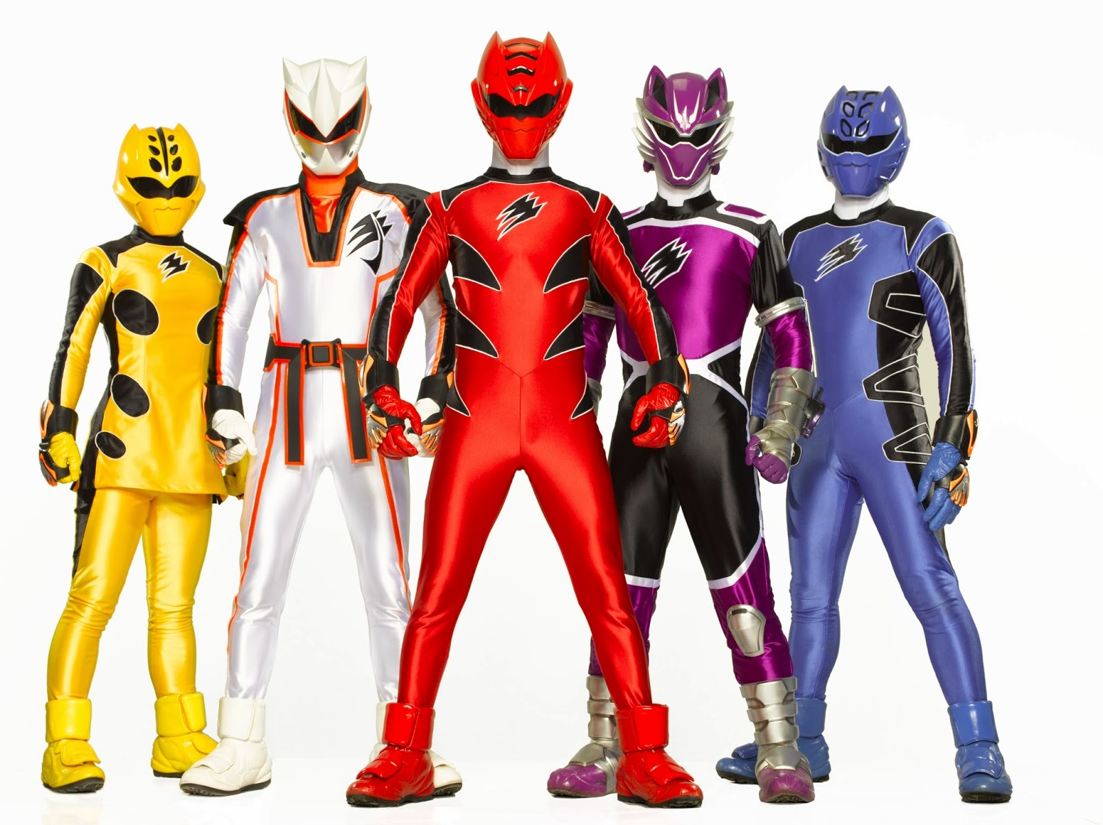 Ranking Every 'Power Rangers' Uniform, From Classic Series To Hipster Pirates