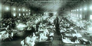 hotel flu human challenge trial flu vaccine