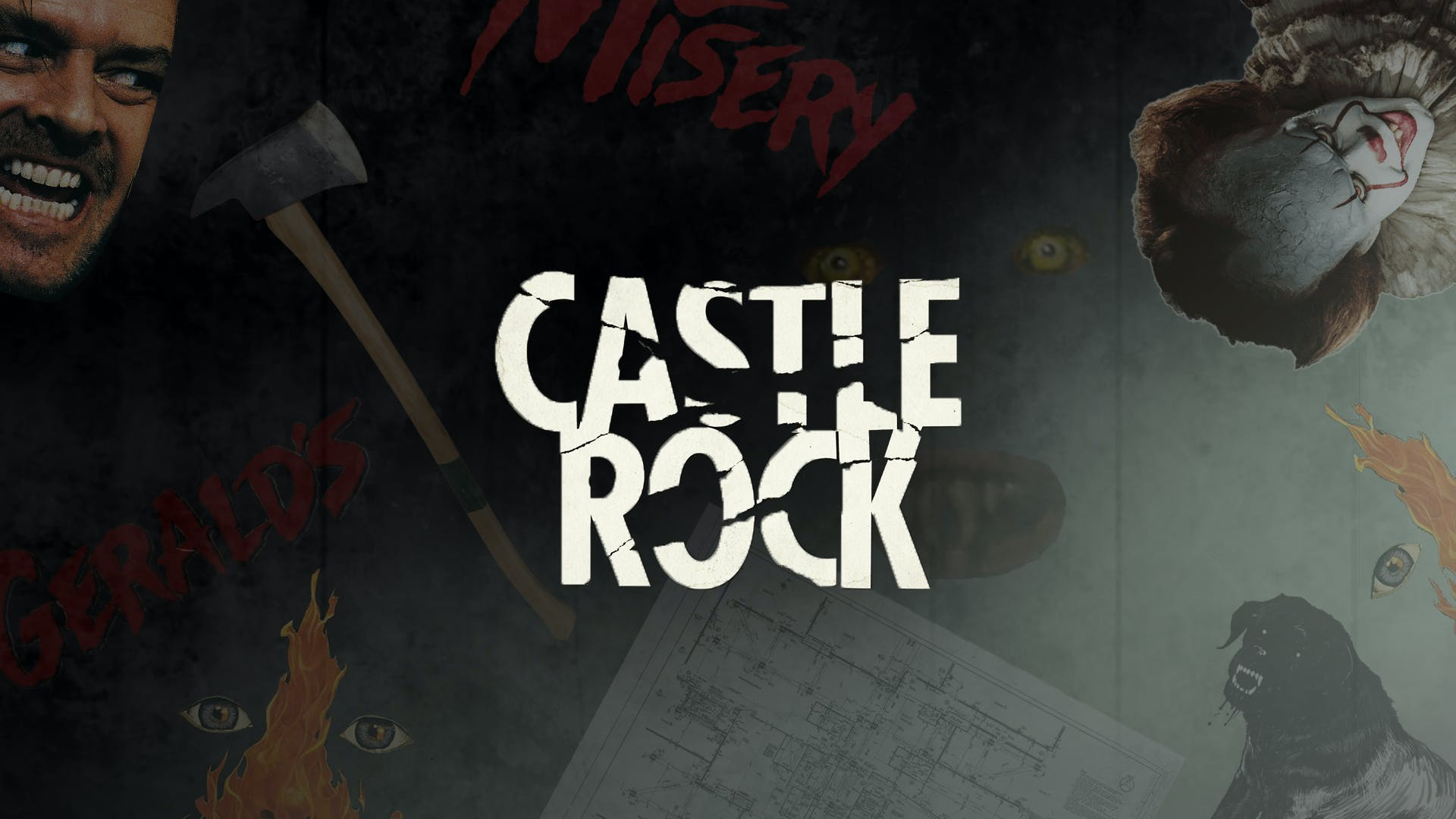Castle Rock Opening Credits Every Stephen King Easter Egg
