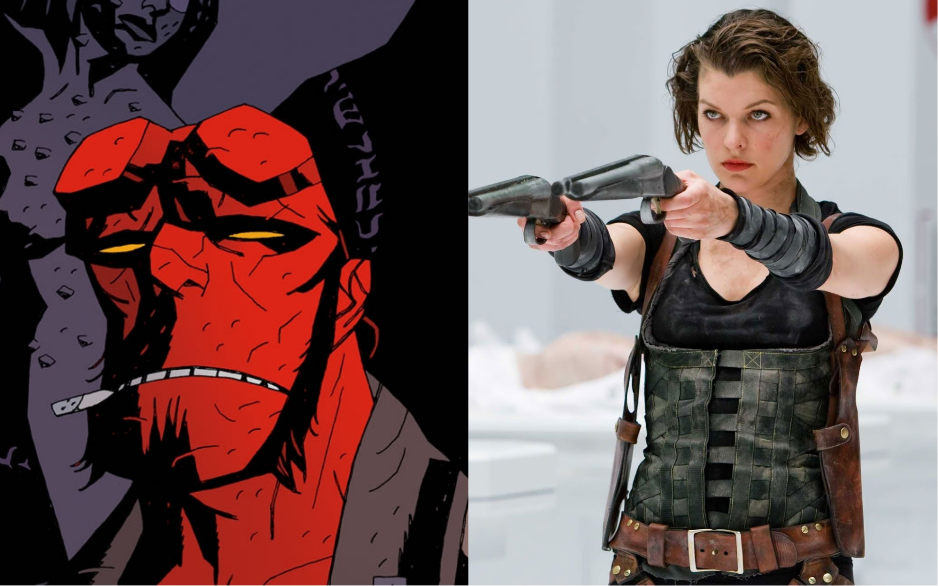 hellboy reboot has found its blood queen in milla jovovich inverse
