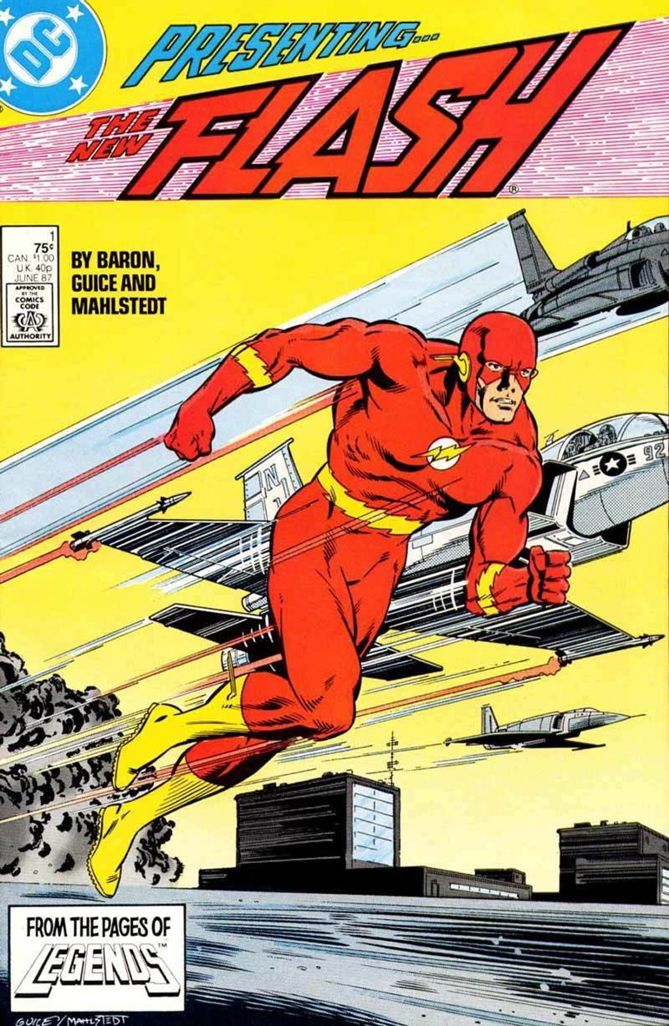 The Flash Wally West Crisis