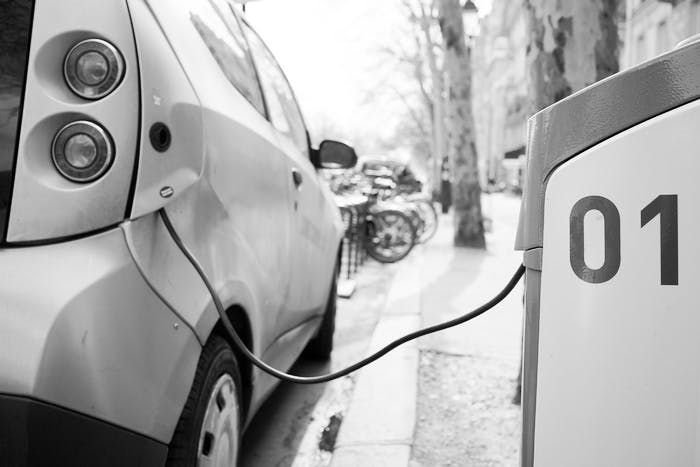 batteries electric vehicles charging