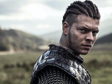 Ivar the Boneless on 'Vikings'