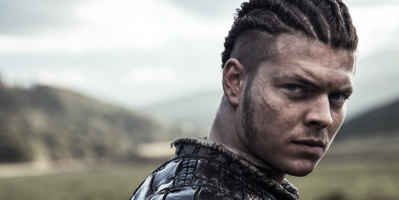 Ivar the Boneless on 'Vikings'