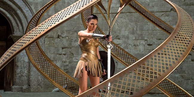 Photo for Wonder Woman from Warner Bros. and Entertainment Weekly