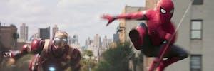 Spider-Man Iron Man