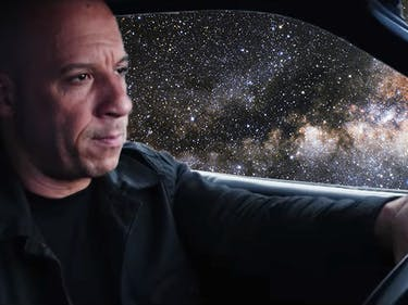'Fast and Furious' Writer Won't Rule Out Going to Space