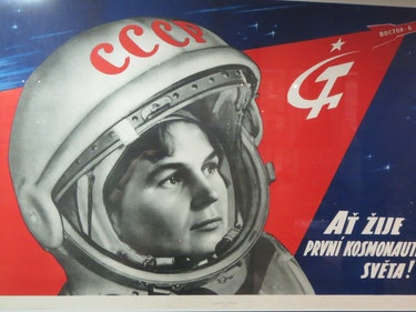 The First Woman to Fly Into Space Turns 80