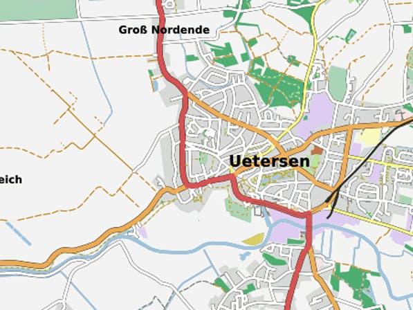 Uetersen Openstreetmap 02