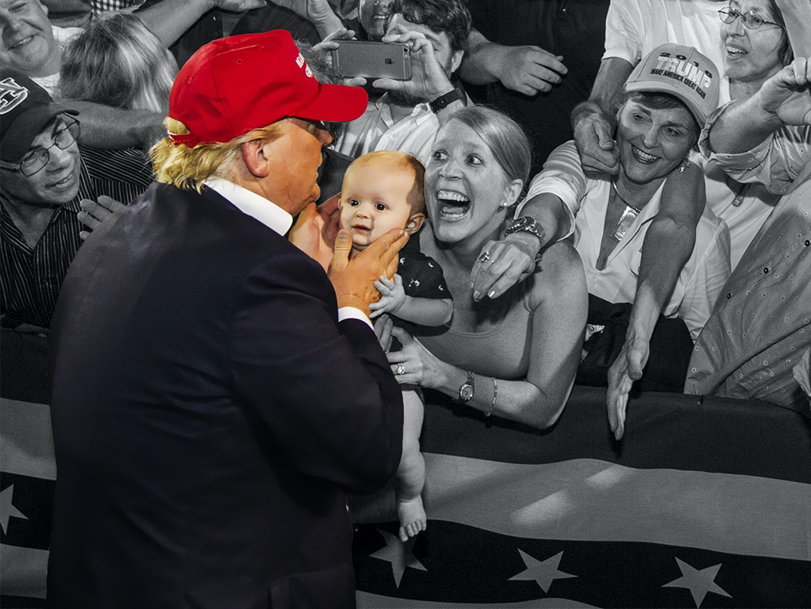 Coders Assimilate Donald Trump to a Programming Language