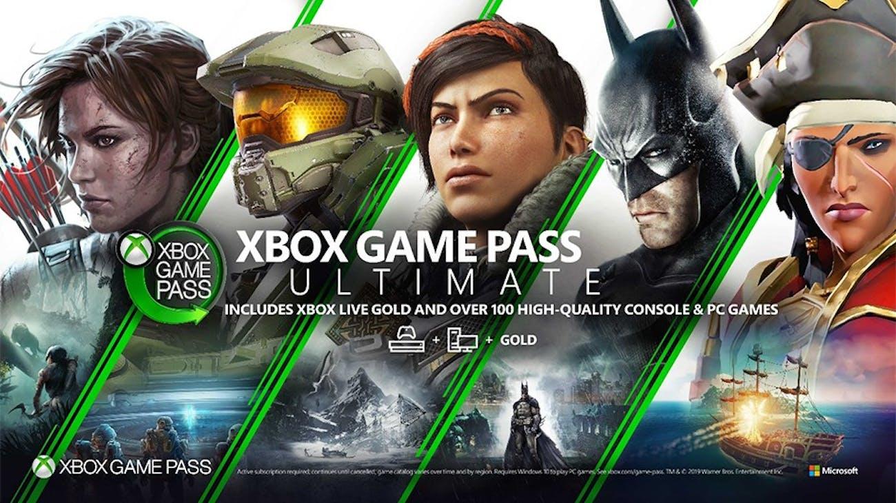 microsoft game pass to PC e3 2019