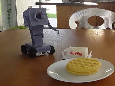Someone Made a Real Existential Butter Robot From 'Rick and Morty'