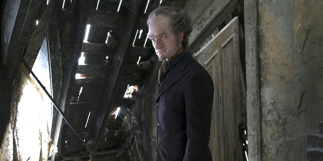 Neil Patrick Harris as Count Olaf in Netflix's 'A Series of Unfortunate Events'