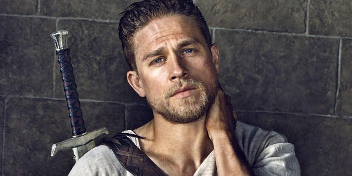 Charlie Hunnam could have been Rhaegar Targaryen