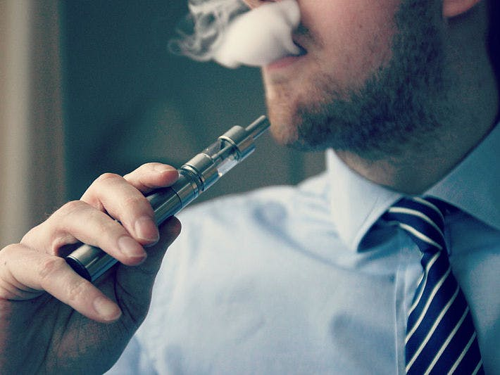 Vapers and Smokers May Be Equally Likely to Develop Lung Condition