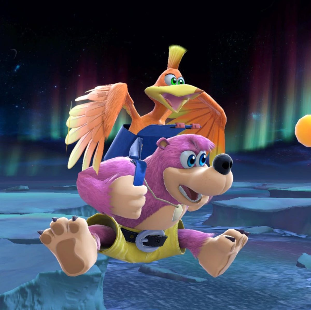 Banjo-Kazooie ranks surprisingly high in new 'Smash Ultimate' tier lists