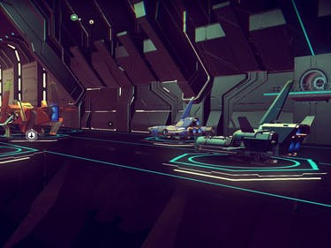 'No Man's Sky' Ships Are Basically Space-Faring Suitcases