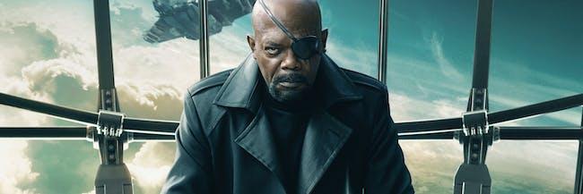 Nick Fury Avengers Infinity War