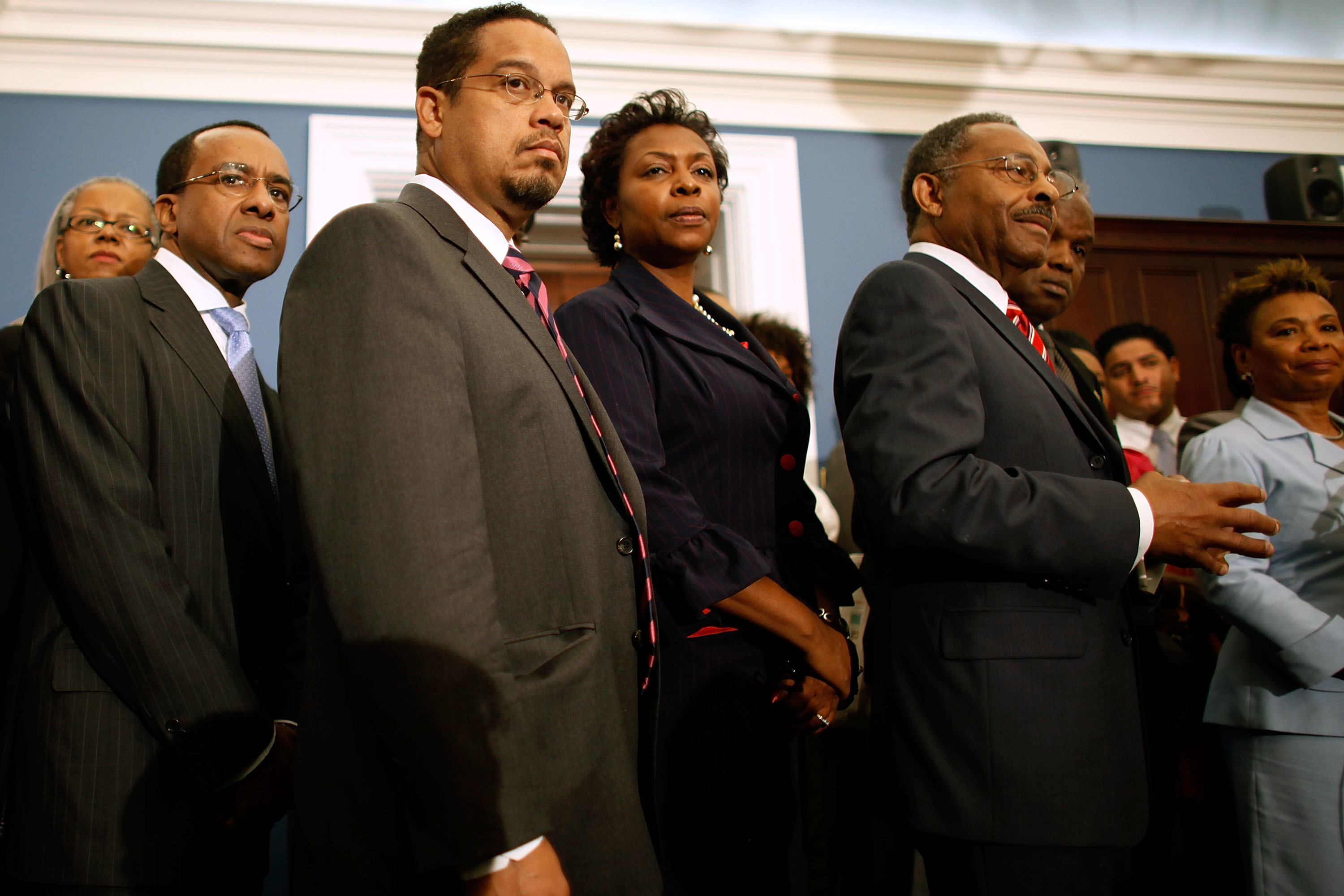 The Congressional Black Caucus Responds To Donald Trump With One Perfect Tweet