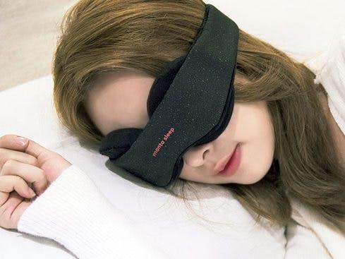 Máscara de sueño Manta