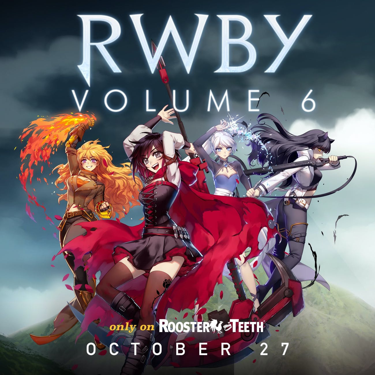 RWBY' Vol  6: How 'gen:LOCK' Made Rooster Teeth's Other