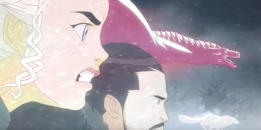 The 'Game of Thrones' Anime Improves Upon the Show in a Huge Way