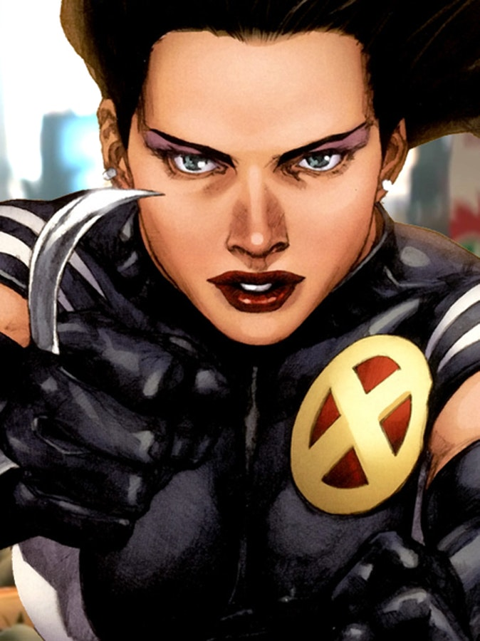 Marvel Logan X-23