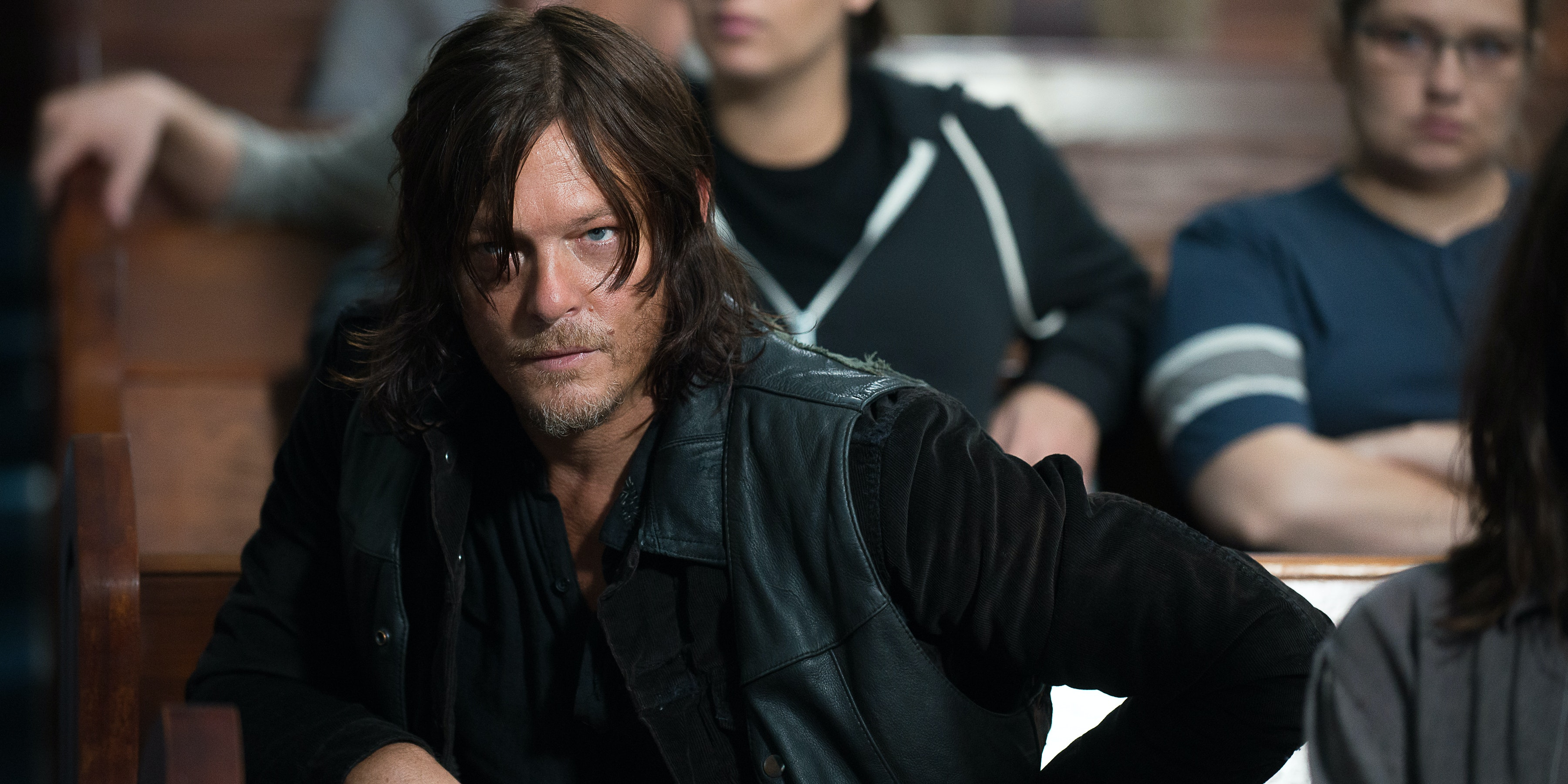 Everybody Is Anxious About Negan and 'The Walking Dead' Knows It