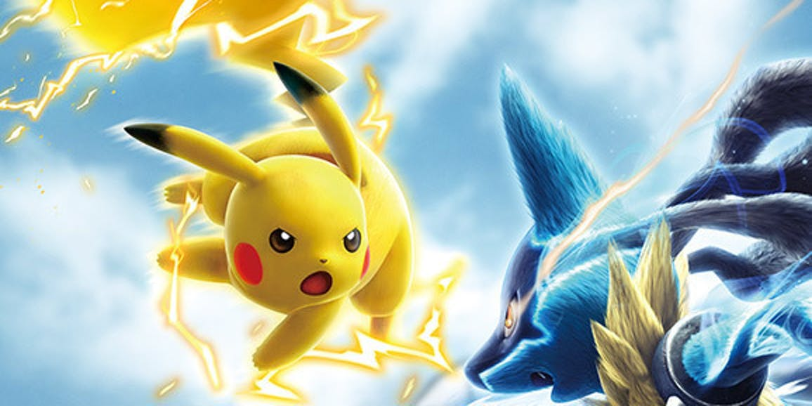 Pikachu vs. Lucario should have an obvious winner.
