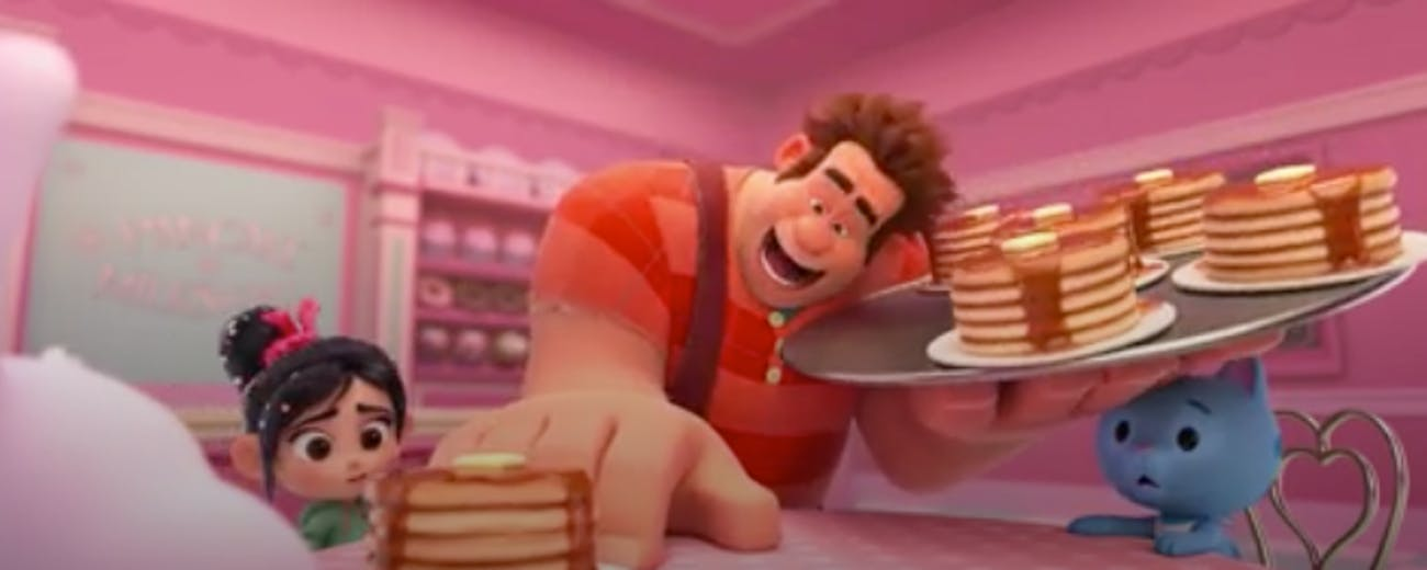 'Wreck-It Ralph 2' post-credits is just a scene from the trailer.