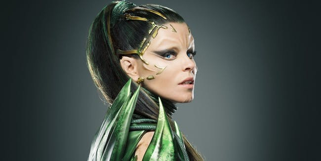 Rita Repulsa Lionsgate Green Ranger