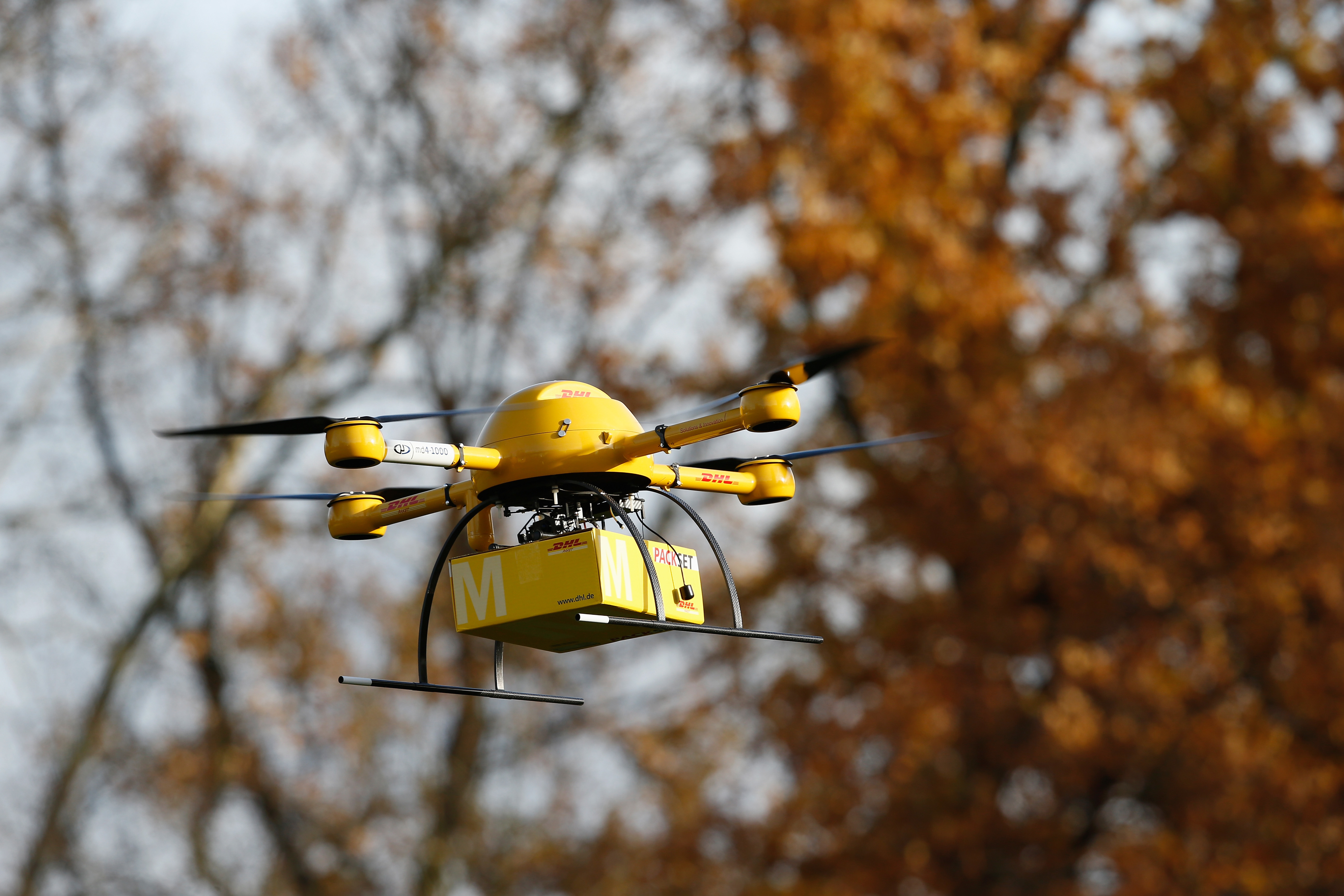 White House: Google will start testing delivery drones in the US