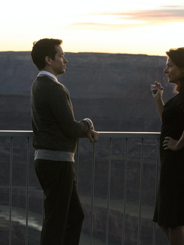 Simon Quarterman In HBO's 'Westworld'