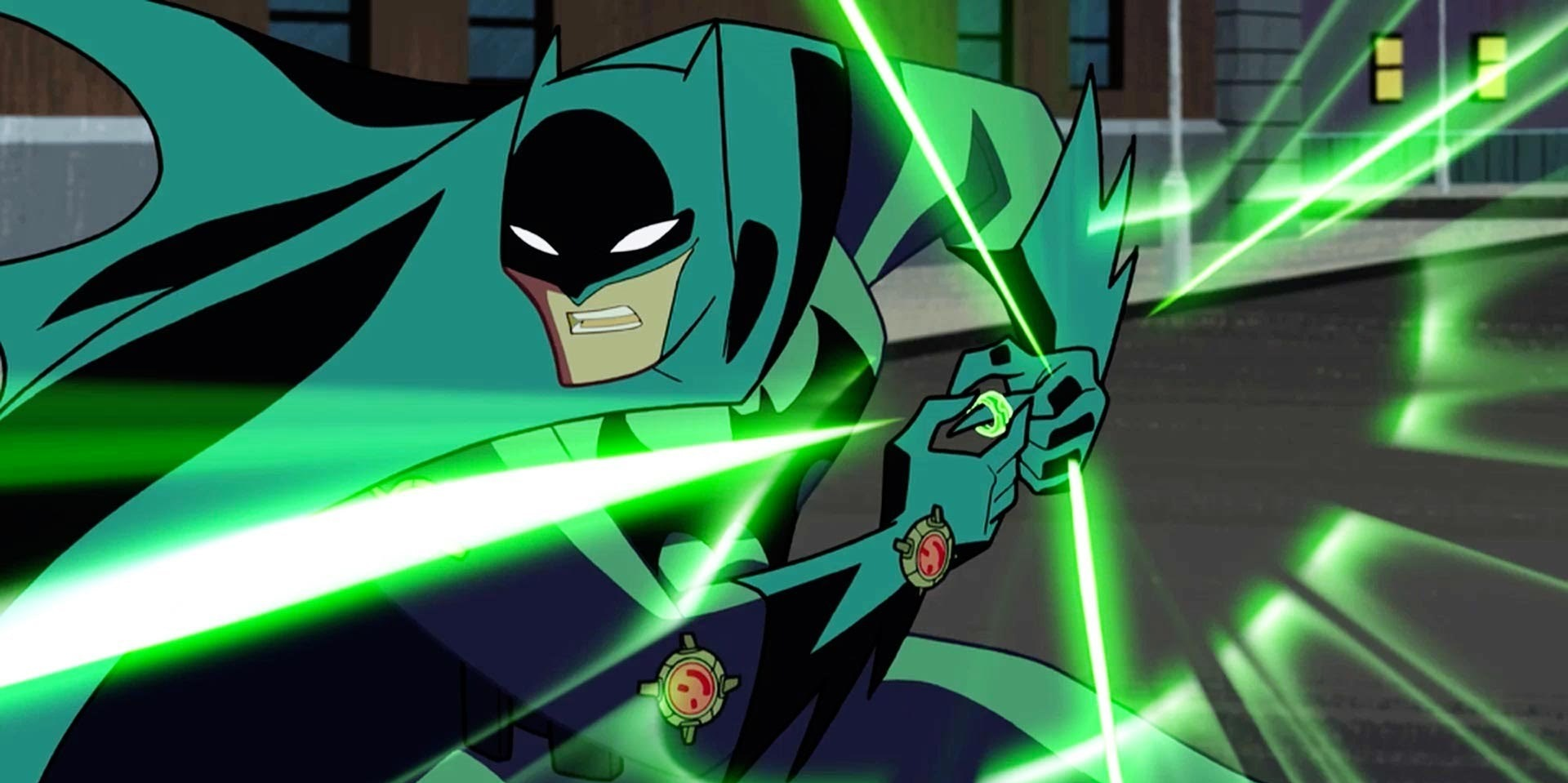 Batman and Joker From the Animated Series Are Back