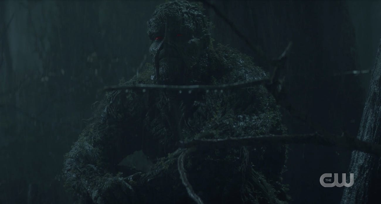 Swamp Thing The CW