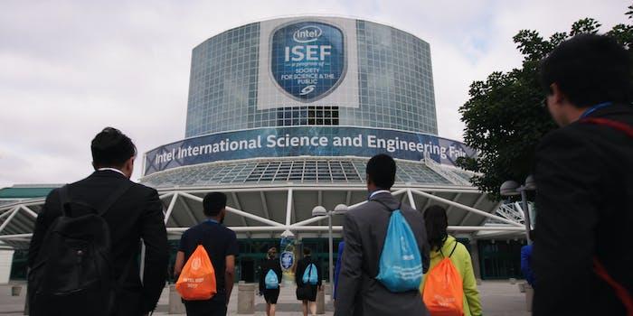 science fair review ISEF
