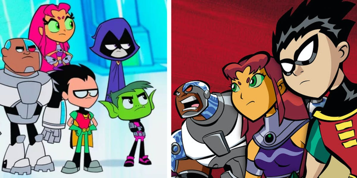 Teen Titans Season 6 Release Date It Could Actually -9493