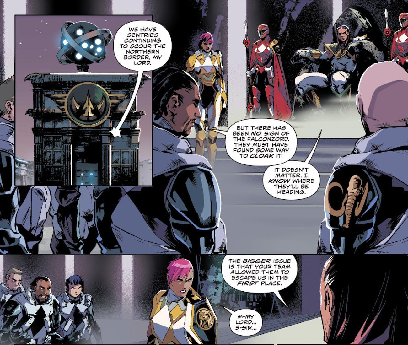 Power Rangers Lord Drakkon