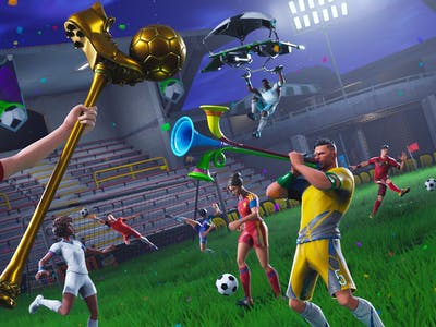'Fortnite' World Cup Costumes