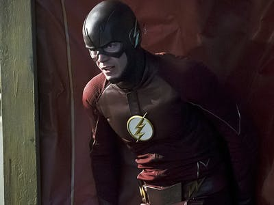 The Flash' Wasted Griffin Grey